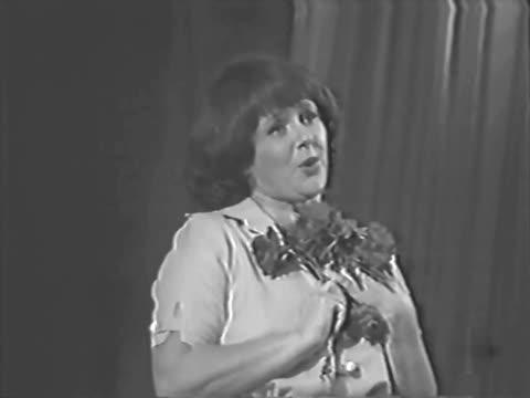 """Зоя Виноградова Вторая песня Любаши из оперетты """"Севастопольский вальс"""""""