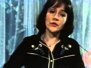 Вероника Долина (за кадром) А хочешь, я выучусь шить