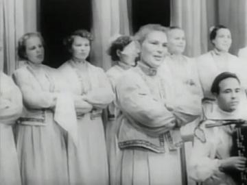Пензенский народный хор Восемнадцать лет