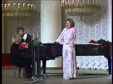 Елена Образцова Как мила её головка