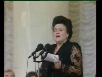 Людмила Зыкина Степь одна кругом глухая