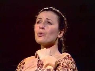 Валентина Толкунова Запоздалая песня