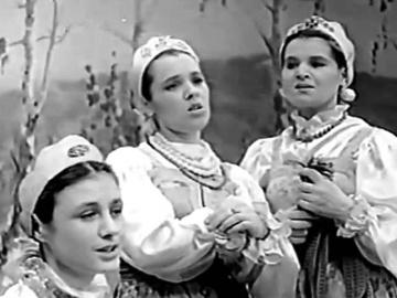 Уральский русский народный хор Васильки