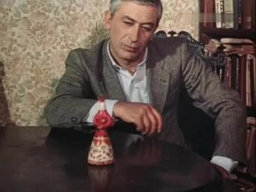 Вахтанг Кикабидзе (за кадром) Секрет счастья