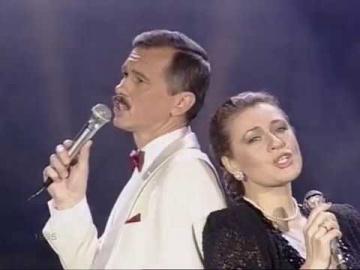Валентина Толкунова, Леонид Серебренников Старый вальс
