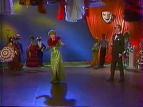 """Капитолина Кузьмина Песня Матильды из оперетты """"Мы хотим танцевать"""""""