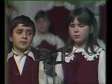"""Хор детской хоровой школы """"Восход"""" Алёша"""