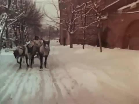 Хор Центрального дома детей железнодорожников Детская новогодняя песня