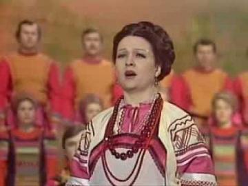 Хор русской песни ЦТ и ВР Ой, туманы мои, растуманы