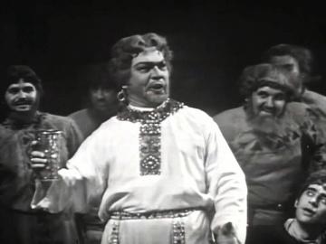 "Артур Эйзен Ария князя Галицкого из оперы ""Князь Игорь"""