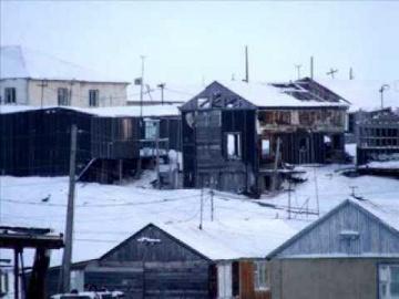 Маргарита Суворова Далёкий полярный посёлок