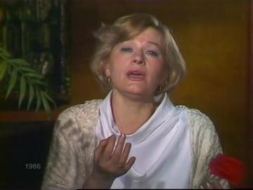 Валентина Талызина Не уезжай ты, мой голубчик