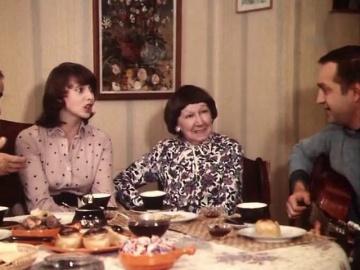 Сергей Никитин, Татьяна Никитина Баллада о щепке (посвящение Рине Зелёной)