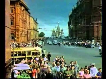 Владимир Бунчиков Здравствуй, Москва