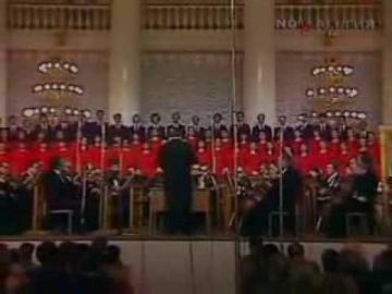 Московский хор молодёжи и студентов Песня вечной юности