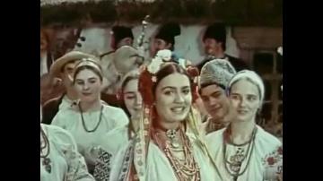 """Мария Стефюк (за кадром) Четвёртая песня Наталки из оперы """"Наталка Полтавка"""""""