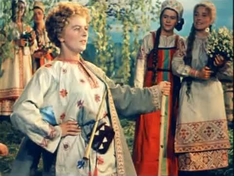 "Лидия Штыкан Сцена Леля из оперы ""Снегурочка"""
