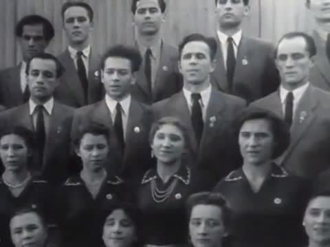 Московский хор молодёжи и студентов Амурские волны