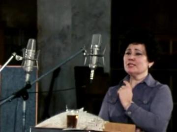 Мария Биешу Красный сарафан