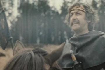 Михаил Боярский (за кадром) Барон Жермон