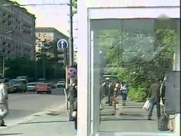 Валентин Никулин (за кадром) Дерево-время