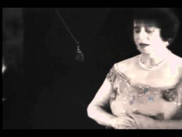 Антонина Нежданова Казачья колыбельная песня