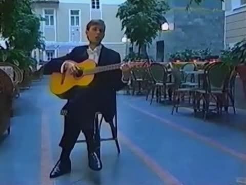 Олег Погудин У камина