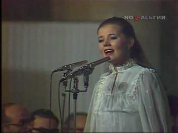 Людмила Сенчина Ласковая песня